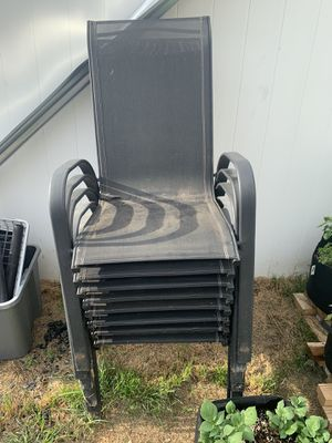 Patio chairs for Sale in Temple Hills, MD