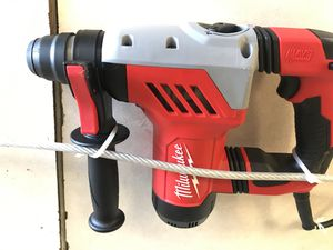 "1-1/8"" SDS Plus Rotary Hammer Kit for Sale in Austin, TX"