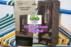 Portable Closet Organizer for Sale in Las Vegas, NV