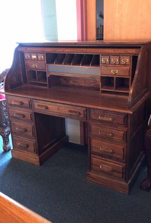 Clover Roll Top Secretary Desk for Sale in BRECKNRDG HLS, MO