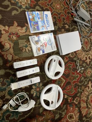 Nintendo Wii for Sale in Shelton, CT