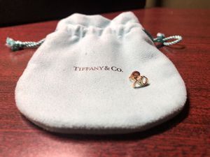 Tiffany & Co. Hugs & Kisses Single Earring for Sale in Dublin, OH