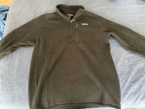 Men's Patagonia better sweater NWT for Sale in Houston, TX