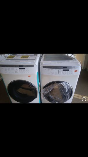Samsung flex washer and dryer set for Sale in Pasadena, TX
