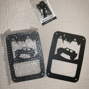 Jeep tail light covers for Sale in Woodland, CA