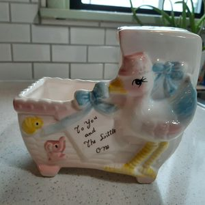 Sweet Vintage China Cradle For New Baby for Sale in Lakewood, WA