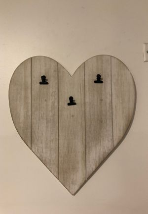 Heart Shaped Picture Frame for Sale in Chicago, IL