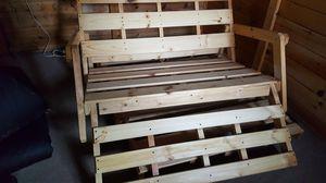 2 Futon cargo bed / loveseat for Sale in Manassas, VA