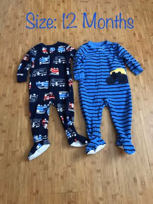 12 Month Boy Pajamas for Sale in Chula Vista, CA
