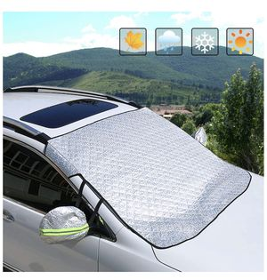 Car Windshield, Snow Cover for Sale in Weymouth, MA