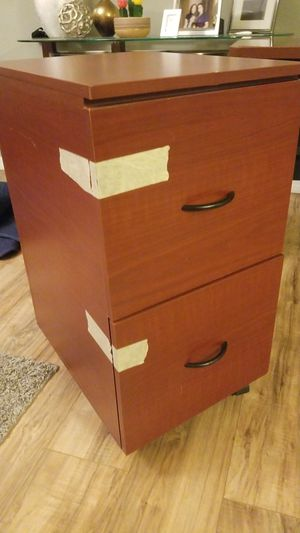 Office wood drawer and desk with organizer. Let me know a offer! for Sale in Celebration, FL