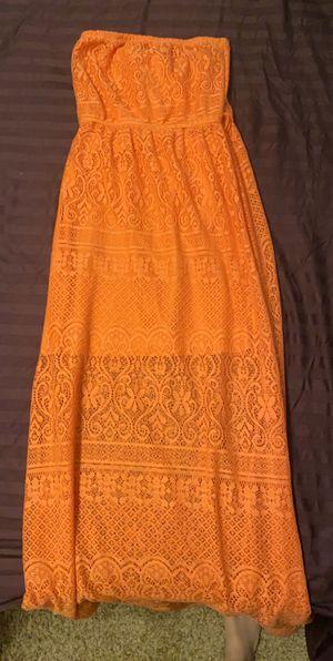 Just Be coral sun dress for Sale in Lenexa, KS