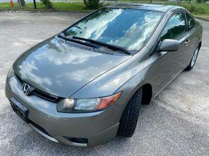 2008 Honda Civic 2DR for Sale in Dunwoody, GA