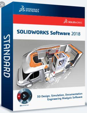 Solidworks Premium 2018 for Sale in Belmont, CA