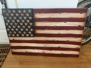 American flag decor (metal) for Sale in Washington, DC