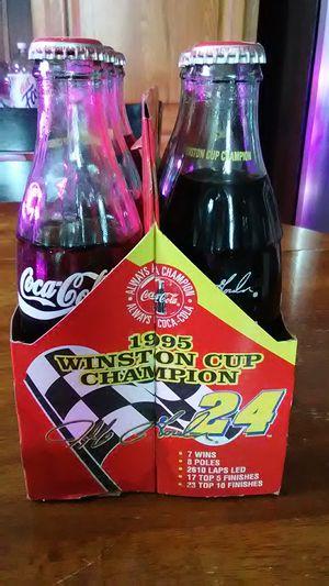 6 pack Jeff gordan 1995 Winston cup for Sale in Auburn, IN