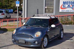 2011 MINI Cooper Hardtop for Sale in Orlando, FL