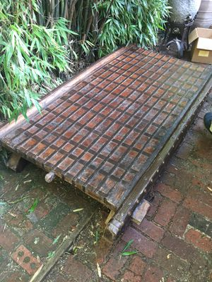 Indian Coffee Table for Sale in Portland, OR