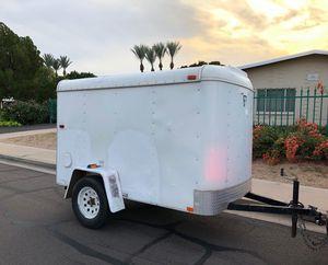 2006 5x8 Enclosed Trailer for Sale in Phoenix, AZ