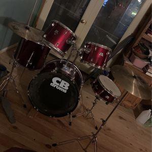 CB Drum set for Sale in Chico, CA