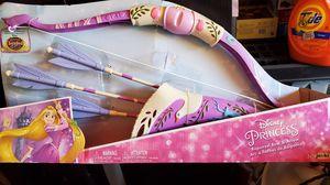 Rapunzel Bow and Arrow for Sale in Phoenix, AZ