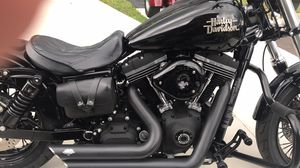 Murdered out 2015Street Bob for Sale in North Port, FL