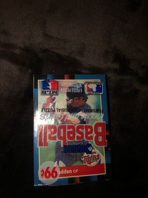 Vintage baseball card packs never opened for Sale in Fort Myers, FL