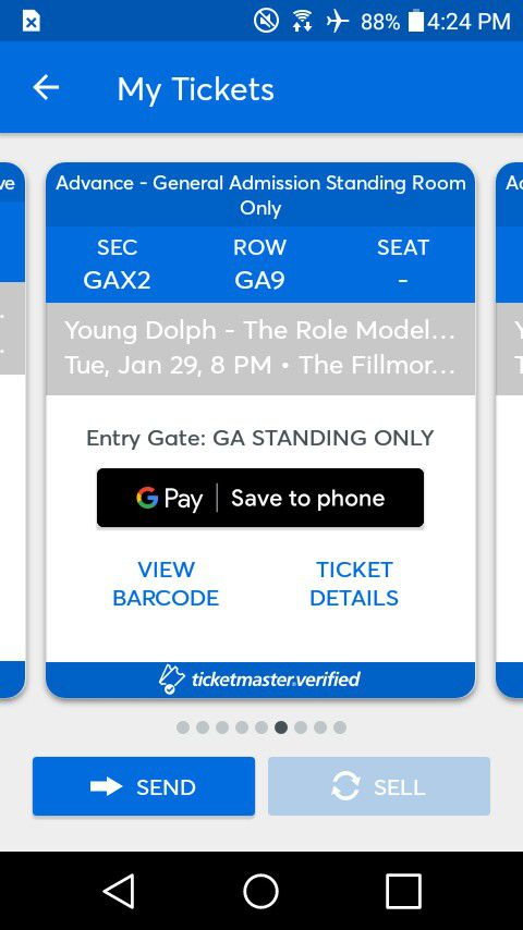 Young dolph concert tickets