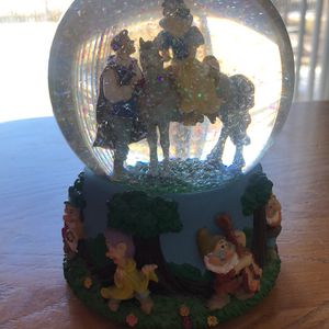 Snow White Musical Snow Globe for Sale in Plainfield, IL