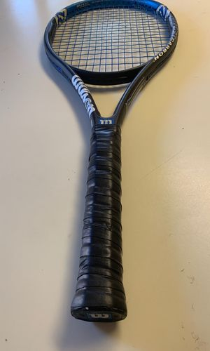Wilson hyper hammer w/ new gripping for Sale in San Diego, CA