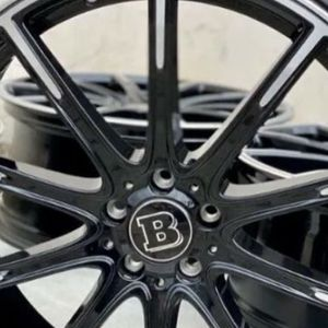 Mercedes Wheel R22 Brabus J, ET 65 for Sale in Chicago, IL