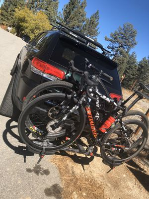 Yakima Two Timer hitch mount bike rack for Sale in San Diego, CA