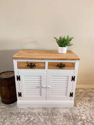 Entryway console table tv stand bar buffet side table credenza for Sale in Hialeah, FL