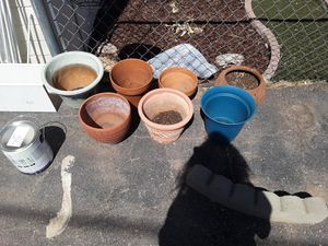 Flower pots for Sale in Youngtown, AZ