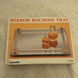 Mirror Boudoir Tray for Sale in Los Angeles, CA