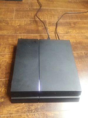 Buy my ps4 great price ps4 needs new harddrive for Sale in Laveen Village, AZ