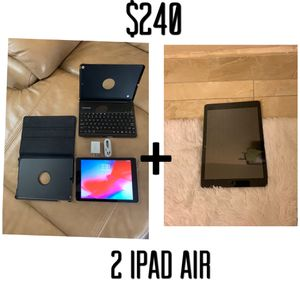 2 iPad Air 32gb FOR SALE!! GREAT DEAL!! for Sale in Lauderhill, FL