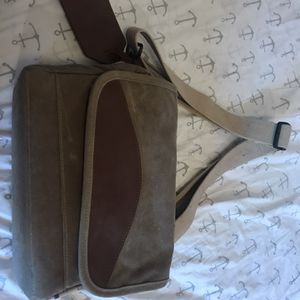 Domke Fujifilm X Camera Bag - Suede And Leather for Sale in Holladay, UT
