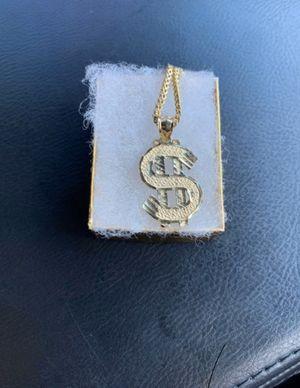 Gold Franco chain for Sale in Bellflower, CA