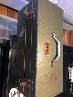 Park tool box and some old tools! for Sale in Palisades, NY
