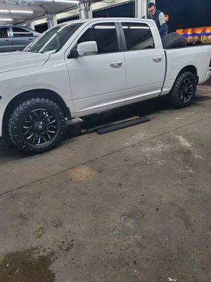 "20"" Dropstar wheels 20X9 for Sale in Federal Way, WA"