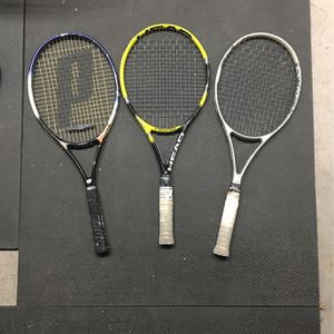 Tennis Rackets for Sale in Rancho Cucamonga, CA