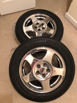 16 inch lincoln rims for Sale in District Heights, MD