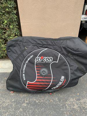 Scicon TRI Bike Travel Case ~ TSA Approved for Sale in Tustin, CA