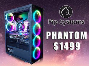 Pip Systems RYZEN XT Gaming Computer MSI 2070 for Sale in Reno, NV