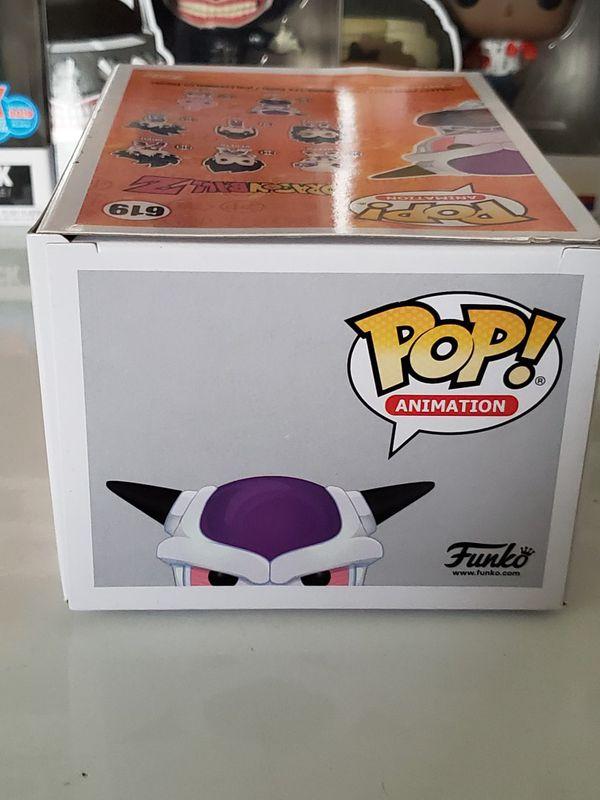 Funko pop Dragonball Z frieza #619
