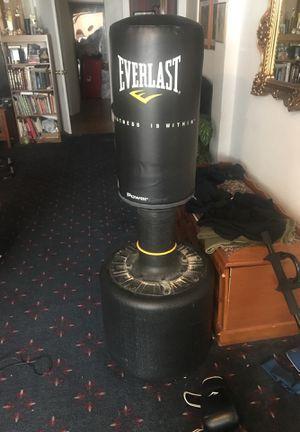 Stationary punching bag for Sale in Nashville, TN