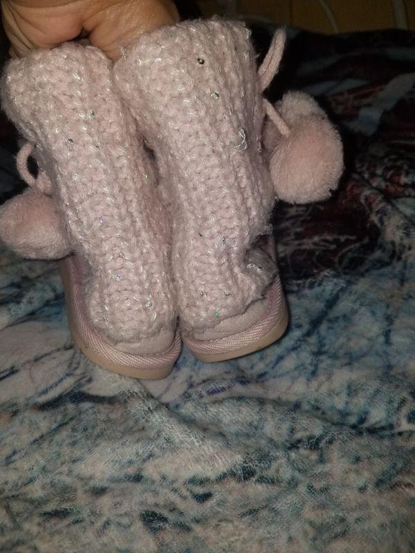 Sz 10 girls Jumping Beans boots