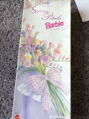 1995 Spring Blossom Barbie for Sale in Clifton Heights, PA