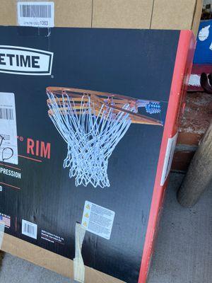 Basketball rim for Sale in Modesto, CA